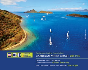 The 2014 CSA International Race Calendar