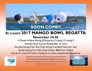 Mango Bowl Regatta @ St.Lucia Yacht Club | Saint Lucia