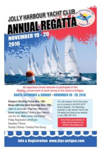 Jolly Harbour Yacht Club Annual Regatta