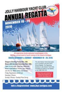 Jolly Harbour Yacht Club Annual Regatta