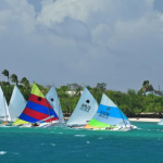 Aruba Regatta 2015 preparing for the AIR pic 1