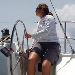 Tamsin Rand - British Virgin Island