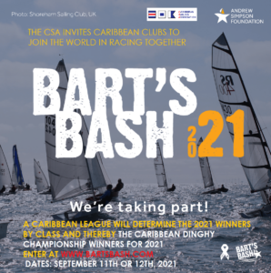 2021 Caribbean Dinghy Championship in association with Bart's Bash